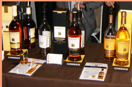 scotch whisky glenmorangie at hopscotch vancouver