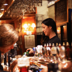 Night Bartending Class Vancouver
