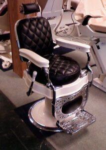 barber school chair