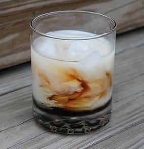 white russian vodka kahlua cream