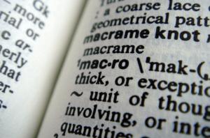 bartending terminology