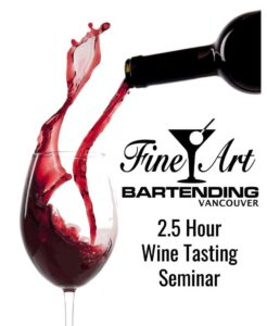 Vancouver Wine Tasting Class