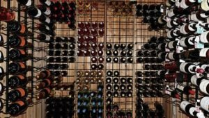 how to store wine in cellar