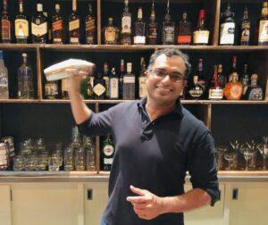 bartending in Vancouver