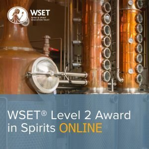 WSET Level 2 spirits online